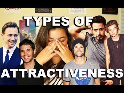 Types of Attractiveness