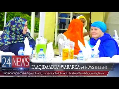 Wararka Somaliya iyo Somaliland,Xiisada Galmudug,MD Farmajo oo Amray MD  Puntland Dani
