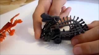 Іграшка Дракон Жахливе чудовисько з пасткою. З м/ф
