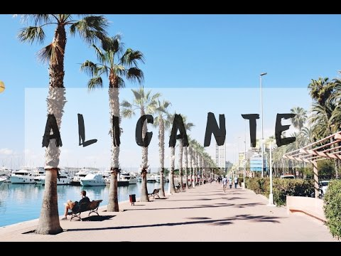 ALICANTE, SPAIN | Travel Vlog