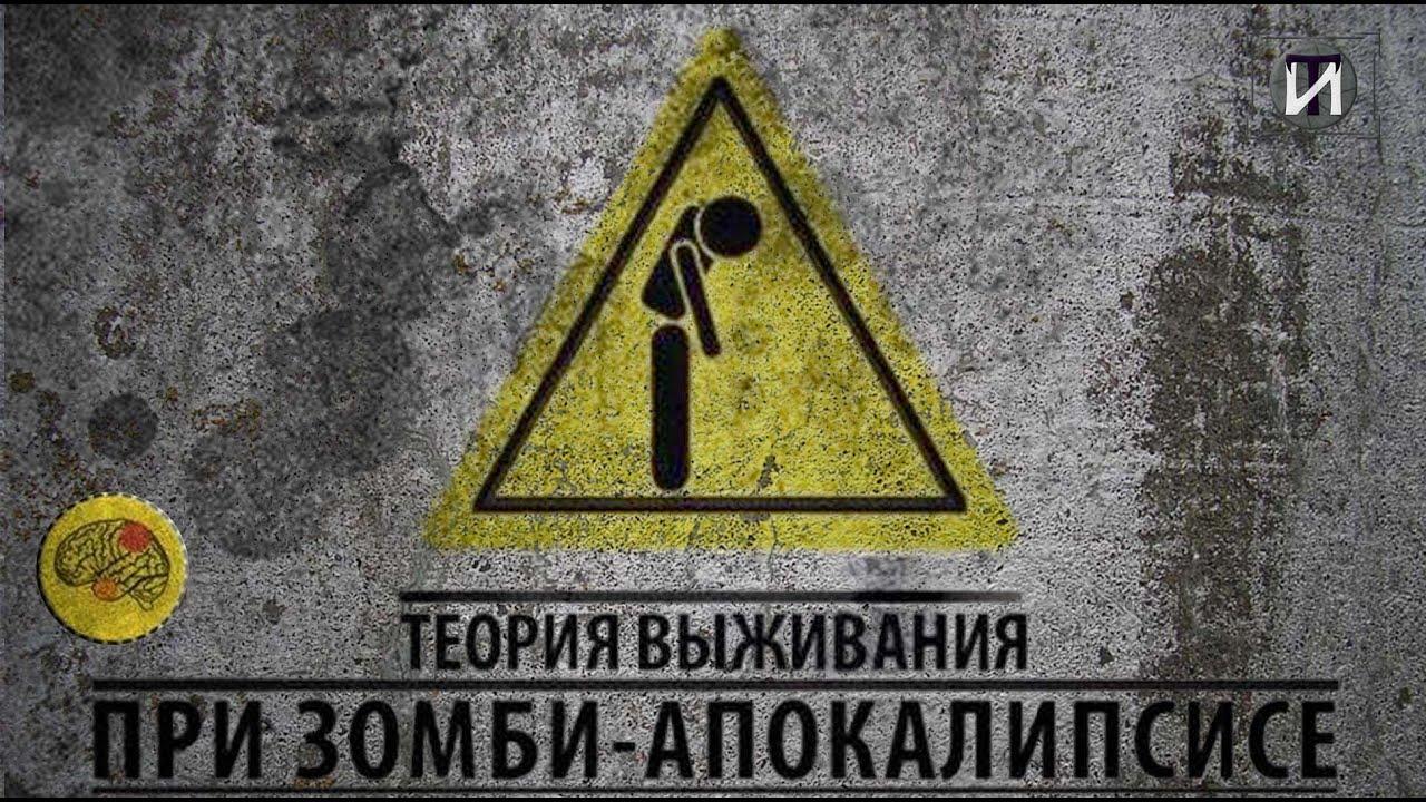 Тест на выживаемость в зомби апокалипсисе