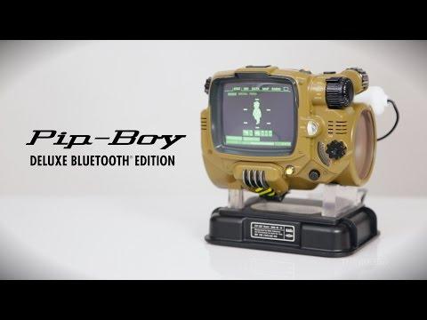 Fallout 4 Bluetooth Pip-Boy from ThinkGeek