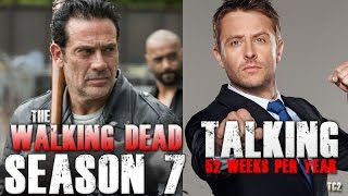 The Walking Dead Season 7 - New Talking Dead Spin Off Series & is Negan Bad for Ratings?