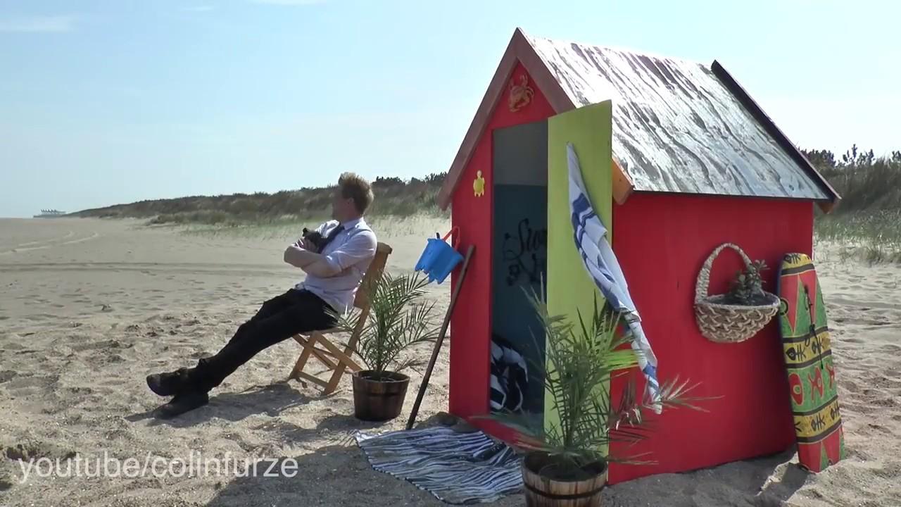 домашнее видео влодке на пляже