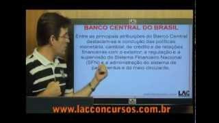 Banco Central do Brasil (BACEN BC) - Conhecimentos Bancários - CAIXA 2012 - 1/5