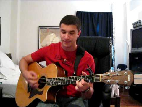 Crazy - Gnarls Barkley (Ray LaMontagne version) cover