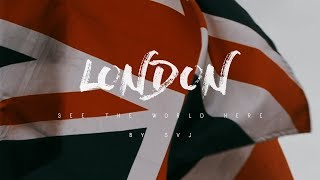 London, See The World Here | Panasonic GH5 (Cinematic Travel Video)