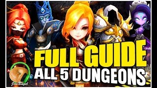 SUMMONERS WAR : Full Guide to Hall of Heroes 5-Year Anniversary!