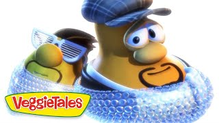 VeggieTales | Bubblerap | Veggie Tales Silly Songs With Larry | Silly Songs