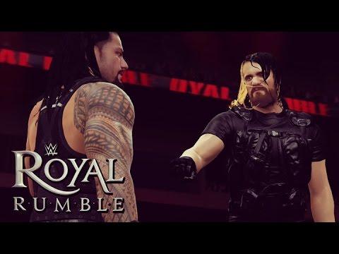 Royal Rumble: The Shield Reunite & Triple...