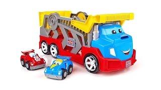 Мультики про машинки все серии подряд - Развивающие машинки для детей