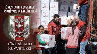 Türk Silahlı Kuvvetleri İnsani Yardım Faaliyetleri