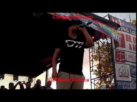 Don Miguelo Festival Dominicano Perth Amboy 2014