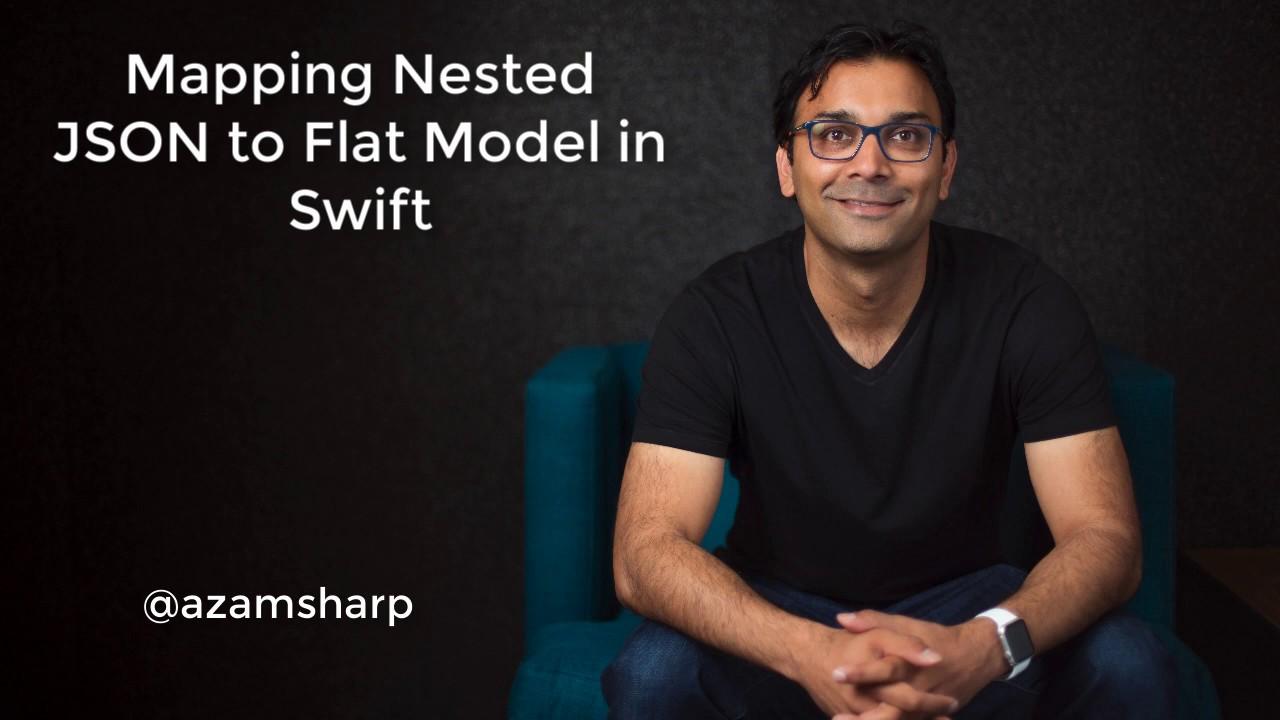 Parsing Nested JSON in Swift 4 by azamsharp