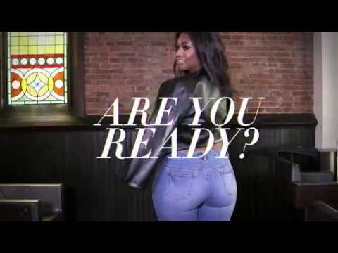 abf68edb1ac Are You Ready  ASHLEY STEWART DENIM LAUNCH  TreatYourself - YouTube