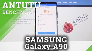 AnTuTu Benchmark on Samsung Galaxy A90 5G - Discover Efficiency Test Results
