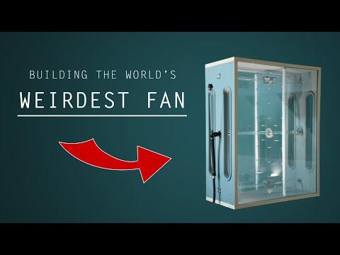 Building the World's Weirdest Fan