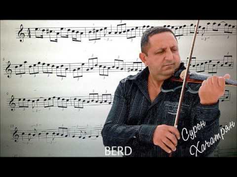 Armenian Violinist Suren Khachatryan BERD