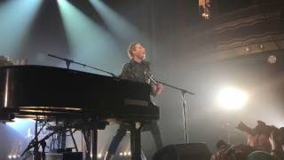 Andrew McMahon in the Wilderness - Fire Escape (live in New York, April 11, 2017)