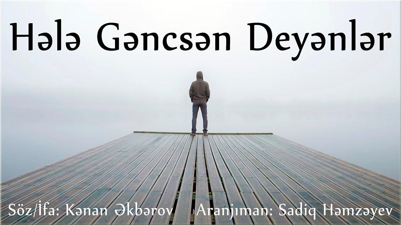 Kenan Akberov - Sukur Etdim (Secme Şeirler) Yeni
