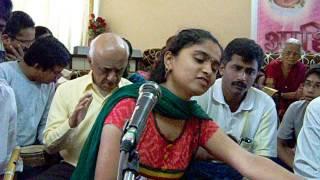 Shri Pant Maharaj Bhajan - Singer: Miss. Shilpa Sutar