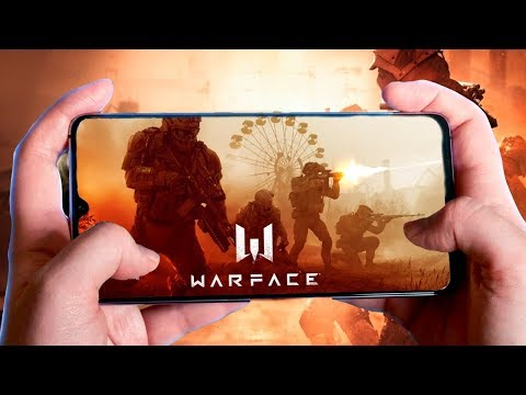 😱WARFACE НА АНДРОИД КАЧАЕМ ИГРУ! Warface: Global Operations