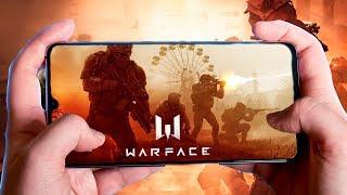 wARFACE НА АНДРОИД КАЧАЕМ ИГРУ! Warface: Global Operations
