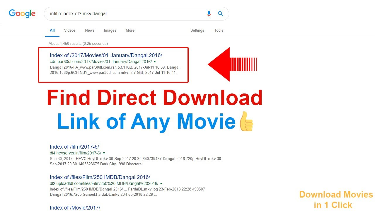 How To Find Direct Download Link of Any Movie Hollywood/Bollywood  (Hindi/Urdu) By Sahil Se Sikho