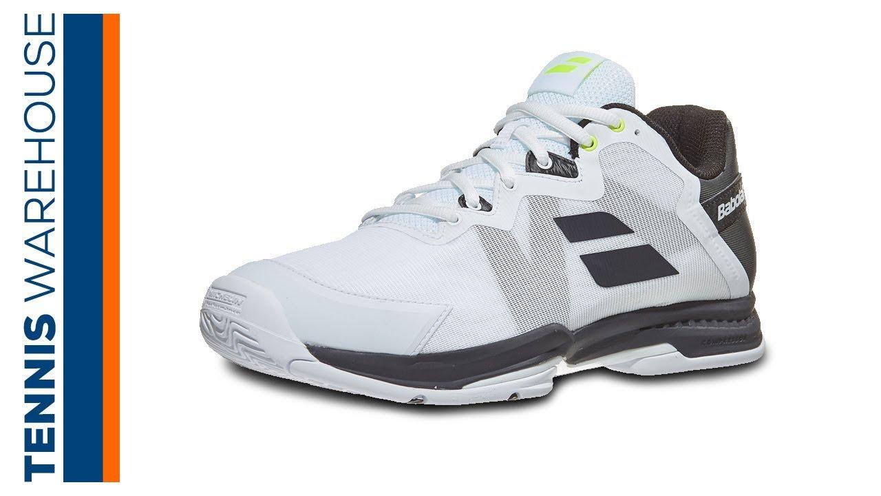timeless design 3e905 2789f Babolat SFX 3 Men s Tennis Shoe Review