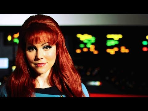 Why is there a Ship's Counselor in Star Trek Continues? Vic Mignogna from STC Answers!