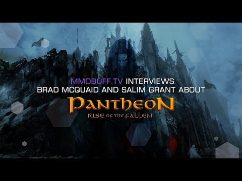 Pantheon: Rise of the Fallen w/ Brad McQuaid and Salim Grant