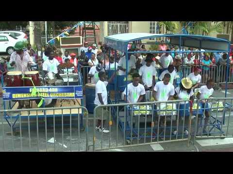 J'ouvert in San Fernando, 2014 - Trinidad & Tobago