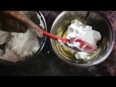 Cách làm cốt bánh gato Hồng Kông