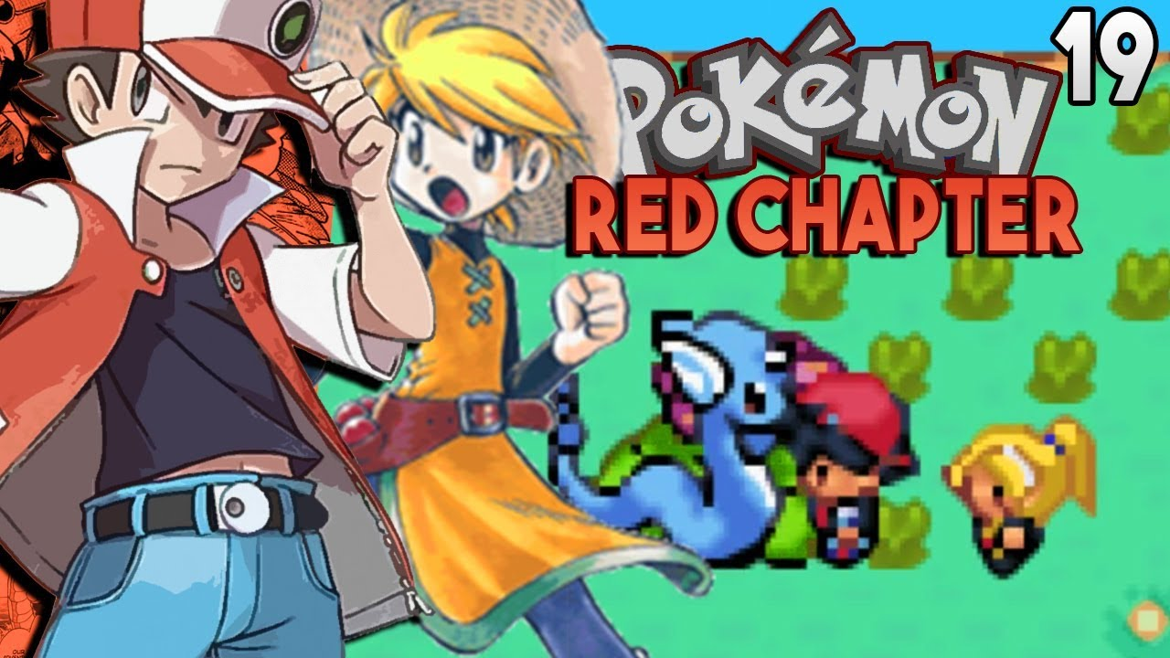 Pokemon adventure red chapter gba4ios download