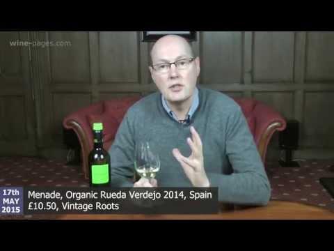 Menade, Rueda Verdejo 2014, Spain, wine review