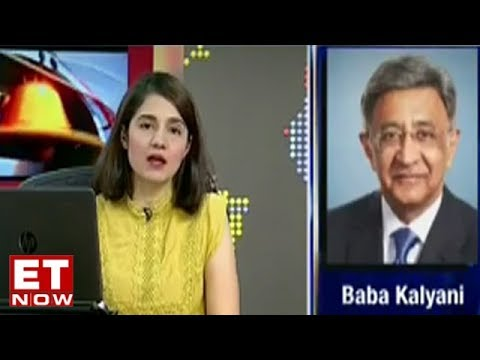 Baba Kalyani Of Bharat Forge Says, 'Expect Minimal Impact Of Brexit On Results'