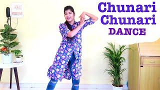 Chunari Chunari Dance | Easy steps | Dance for Beginners | Ruchistylecorner