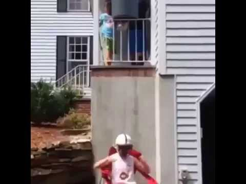 Incredible Fail of the Day Ice Bucket Challenge