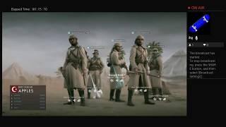 Battlefield 1 - Late Night Livestream [PS4]