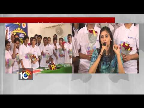 Sri Chaitanya School    TS-SSC Results-2017
