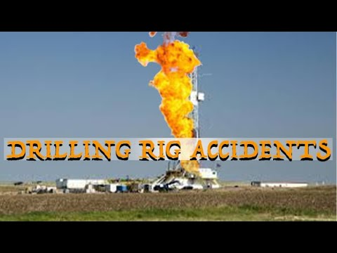 DRILLING RIG FAILS OF ALL KINDS