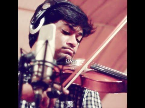 Sun Saathiya violin cover by | Sandilya Pisapati.