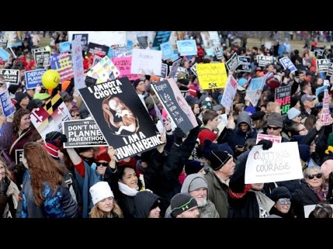 Pro-life advocates gather at yearly rally