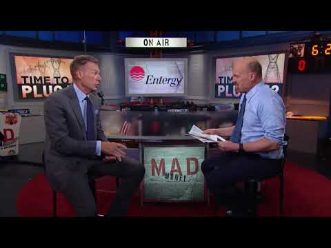 Entergy CEO: Reducing Emissions | Mad Money | CNBC