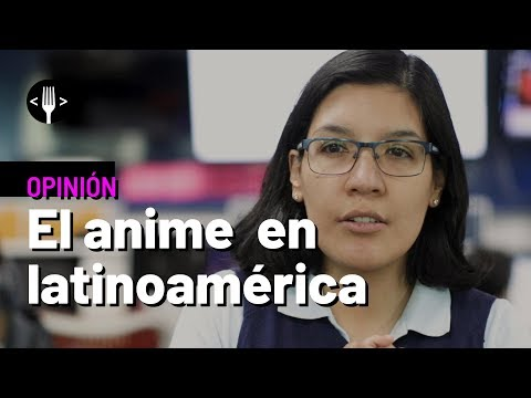 ¿Por qué el anime es tan popular en Latinoamérica?