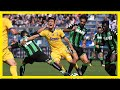 Benevento 1-2 sassuolo