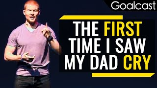 The First Time I Saw My Dad Cry | Brian Drury | Goalcast