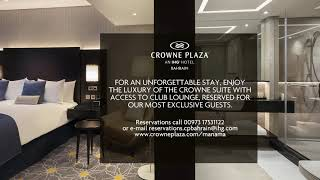Crowne Plaza Crowne Suite