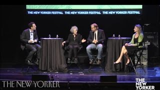 Margaret Atwood on Creating Worlds - The New Yorker Festival - The New Yorker