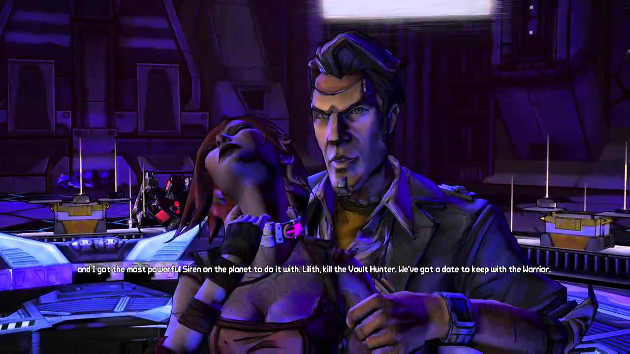 Borderlands 2 Lilith dating Roland
